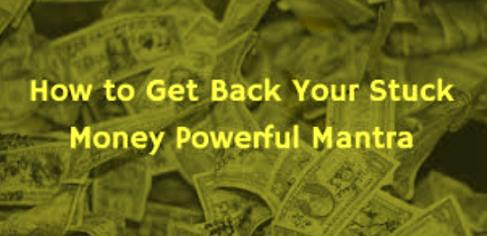 Mantra To Get Money Back From Someone