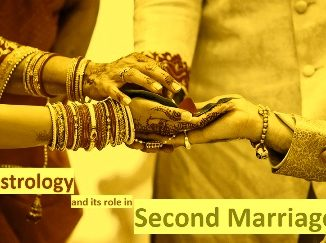 Second Marriage Astrology