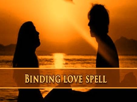 Spells For Binding Love